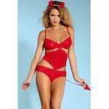 Lingerie-sexy - Devil costume