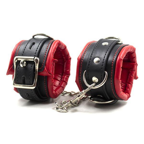 BDSM (БДСМ) - <? print Iron pipe + handcuffs + necklace; ?>