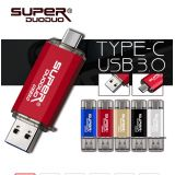 флеш накопитель flash drive usb 3.0 128gb type-c micro-usb