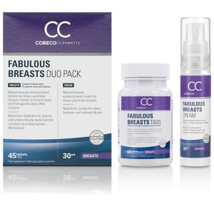 CC Fabulous Breasts DUO Pack (45t +30ml)
