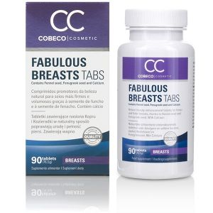 CC Fabulous Breasts (90 tabs)