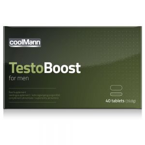 CoolMann Testoboost 40tabs