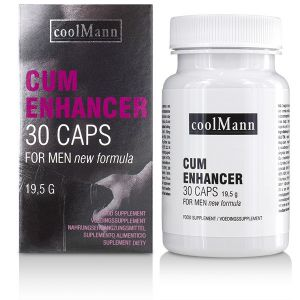 CoolMann Cum Enhancer (30 capsules)