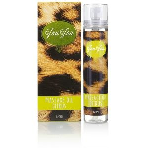 JouJou Massage Oil - Citrus (120 ml)