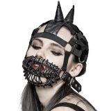 БДСМ - Neutral strapped mask