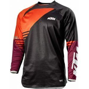 Мото джерси KTM Gravity-FX Shirt Black Size: Small