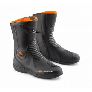 Alpinestars KTM Andes Waterproof Black/Orange Boots, 43EU/US9