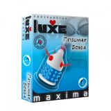 The Luxe Maxima condoms Deep bomb 1 PC